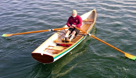 Rowing Boat Hire For 5 Person In England, Uk
