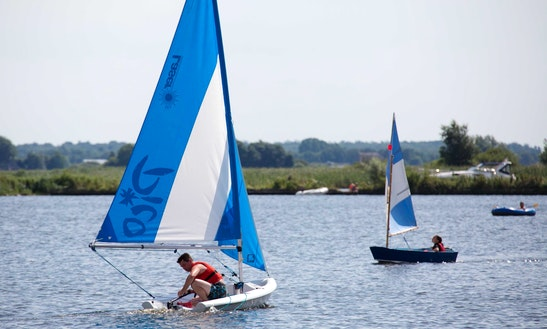 Laser Pico Sailing Dinghy Hire In England