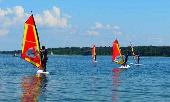 Windsurfing Courses In Waren (müritz)