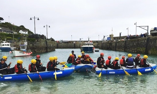 Surf Rafting Trips In Newquay
