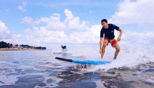 Surf Lessons For All Levels In Kuta Utara