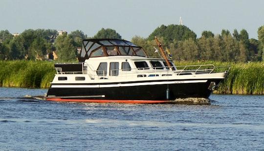 49' Phytonline 1480 Motor Yacht Rental In Ijlst, Netherlands
