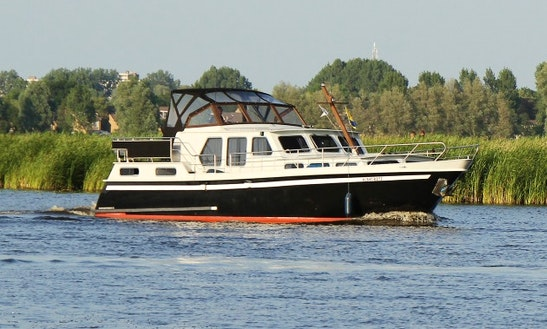 49' Phytonline 1480 Motor Yacht Rental In Ijlst, Netherlands