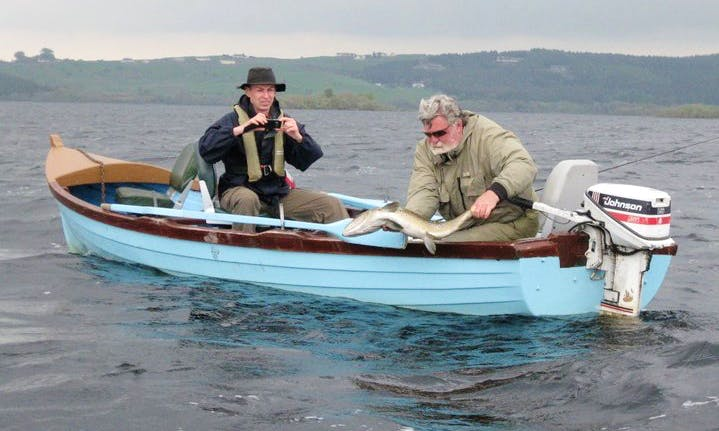 Dinghy fishing Hire in County Galway