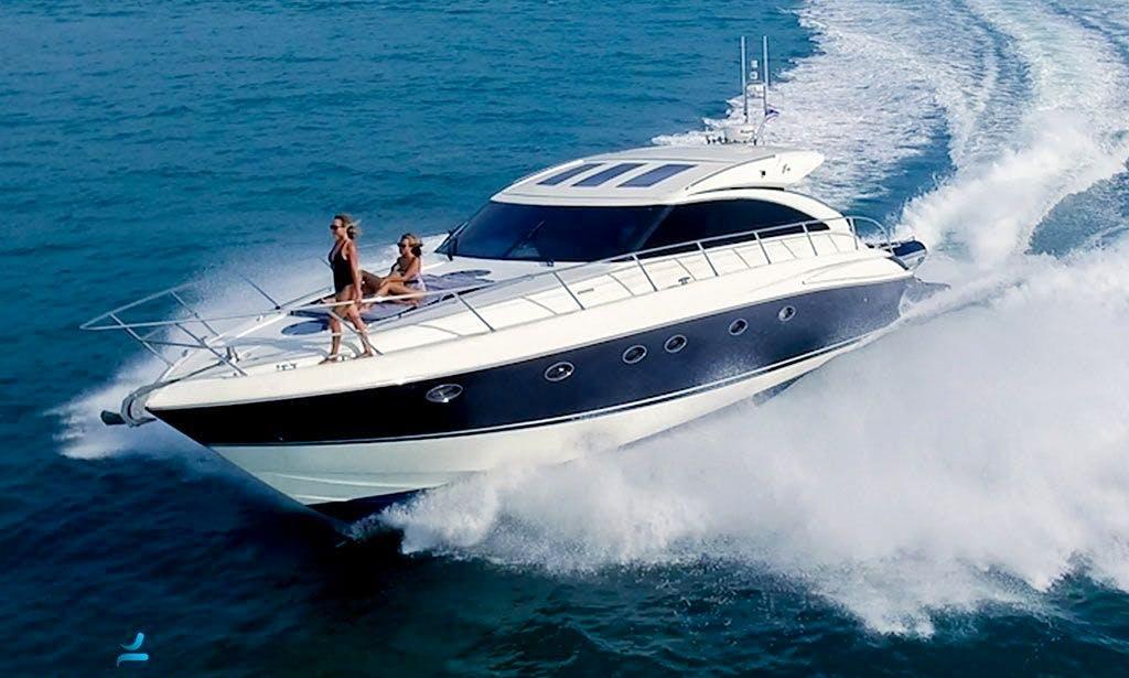 Explore Phuket, Thailand on 56' Power Mega Yacht