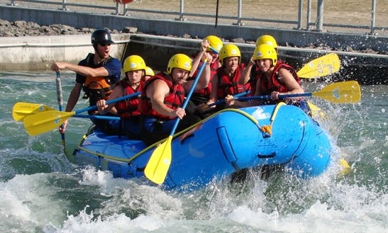 Rafting Trips In Markkleeberg