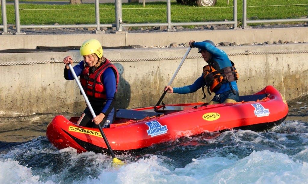 Duo Rafting Trips in Markkleeberg