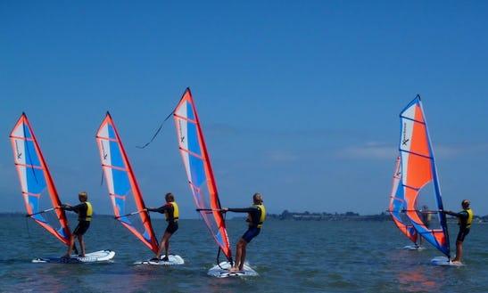 Windsurfing Lesson & Hire In Brighton
