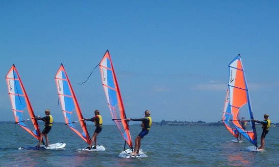 Windsurfing Lesson & Hire In Brighton