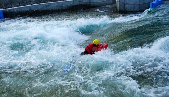 Hydrospeed Courses In Markkleeberg