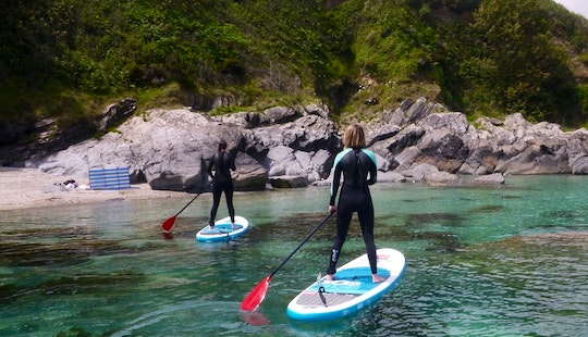 Sup Lesson & Hire In Bournemouth