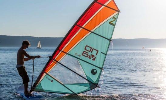 Windsurfing Courses In Überlingen