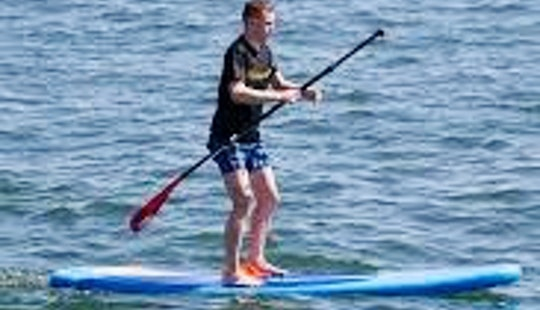 Stand Up Paddleboard Courses And Rental In Überlingen