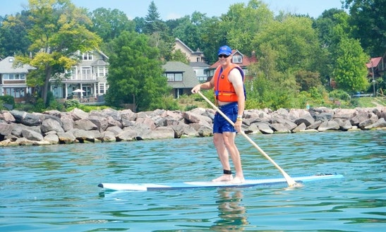 Stand Up Paddleboard Rental In Toronto