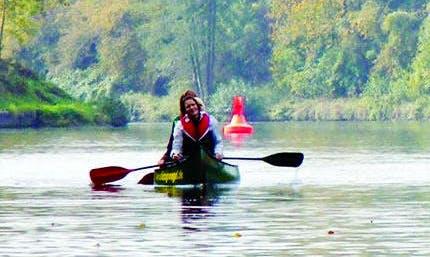 Canoe Rental in Walheim