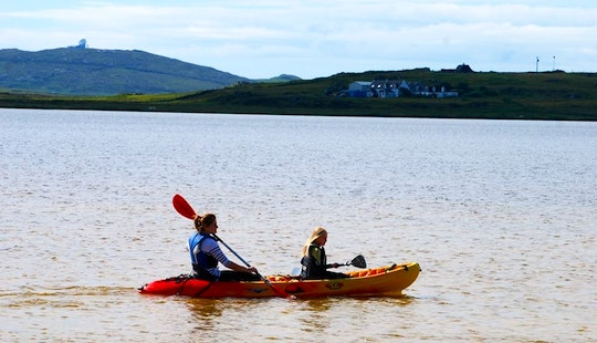 Durable And Safe Double Kayaks For Hire In Scotland