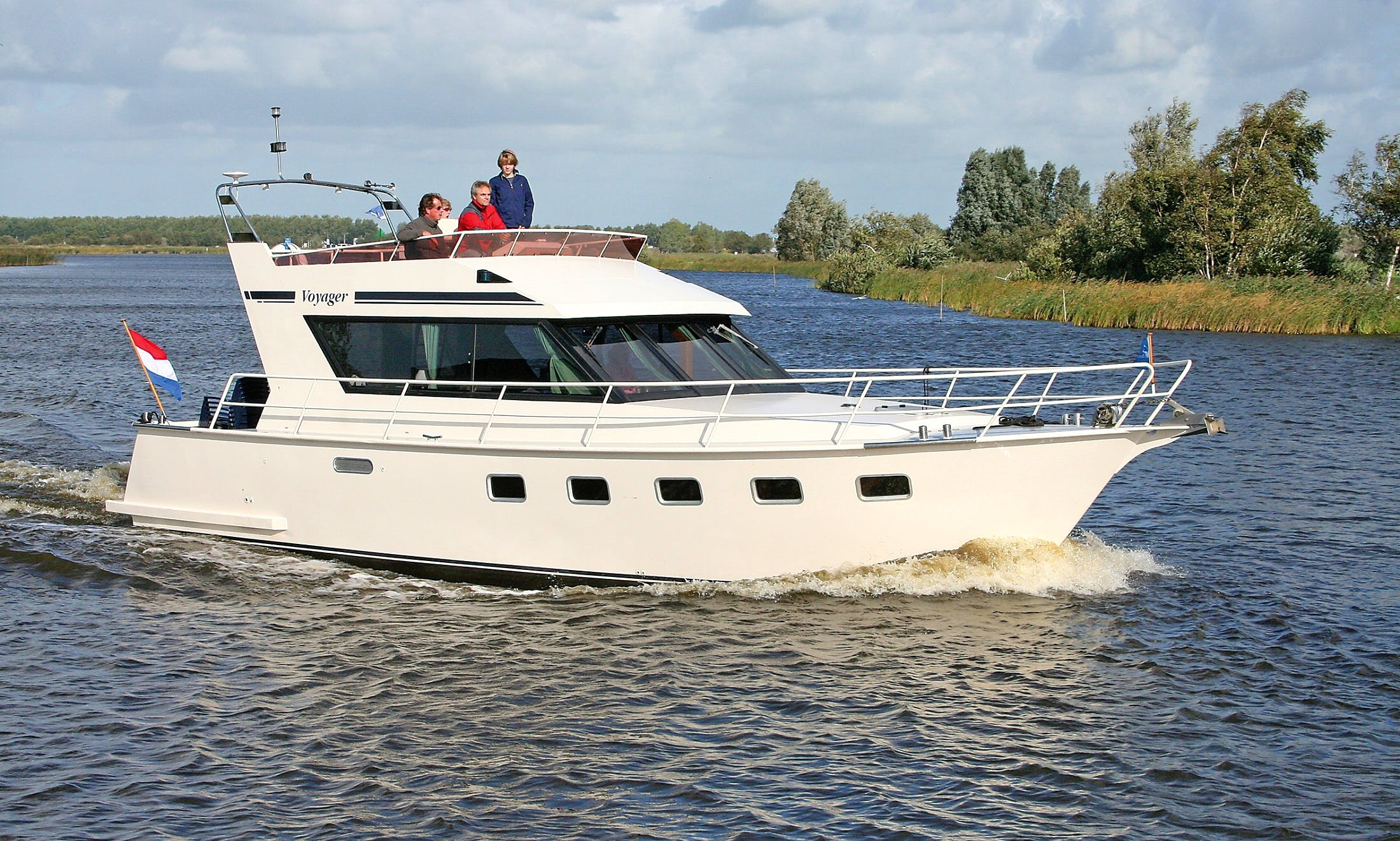 39' Vacance 1200 Motor Yacht Charter in Drachten, Netherlands