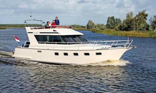 39' Vacance 1200 Motor Yacht Charter In Ijlst, Netherlands