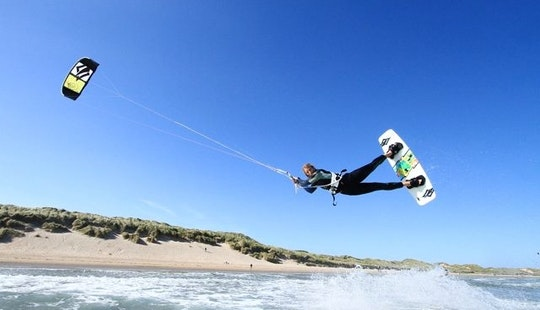 Kitesurfing Courses In Scotland