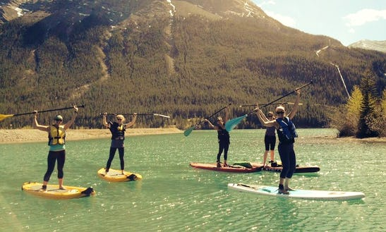 Paddleboard Rental And Courses In Canmore