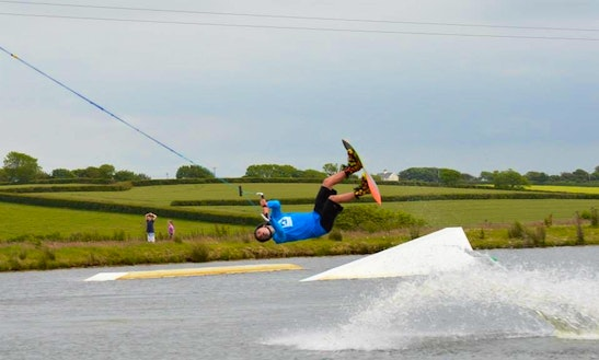 Enjoy Wakeboarding Lessons And Hire In North Devon, England