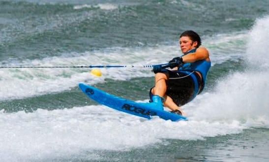 Water Skiing In Kempsford