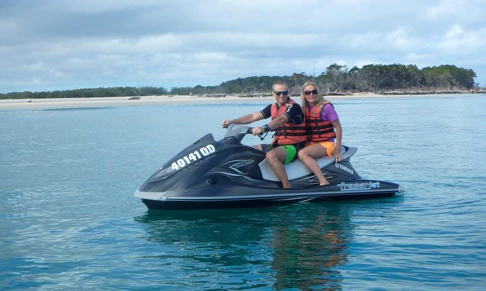 Jet Ski Tour or Hire in Hervey Bay, QLD