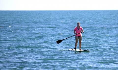 Paddleboard Hire in Torquay