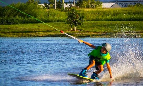 Wakeboarding In Andergrove