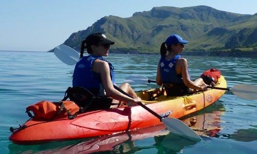 Double Kayak Hire in Torquay