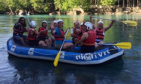 Rafting Trips In Karabük Köyü