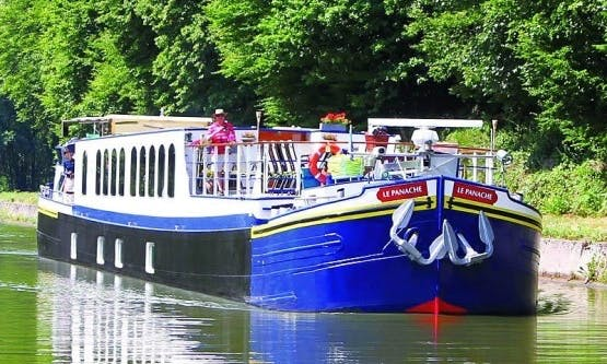 Explore Alkmaar, Holland on 128' Panache Canal Boat