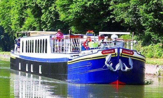 Explore Alkmaar, Holland On 128' Panache Canal Boat