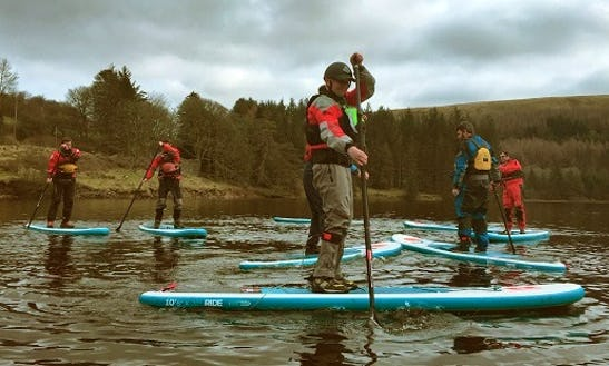 Stand Up Paddle Boarding Trips In Wales