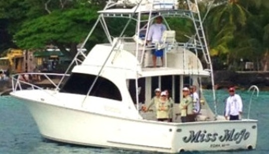 Fishing Charter On 41'