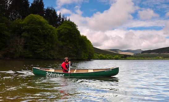 Canoe Tours In Wales