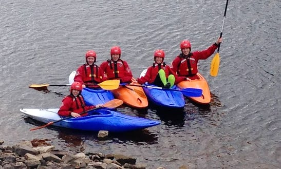 Kayak Tours In Wales
