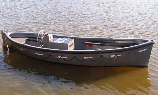 Enjoy Flevoland, Netherlands On Electric Boat