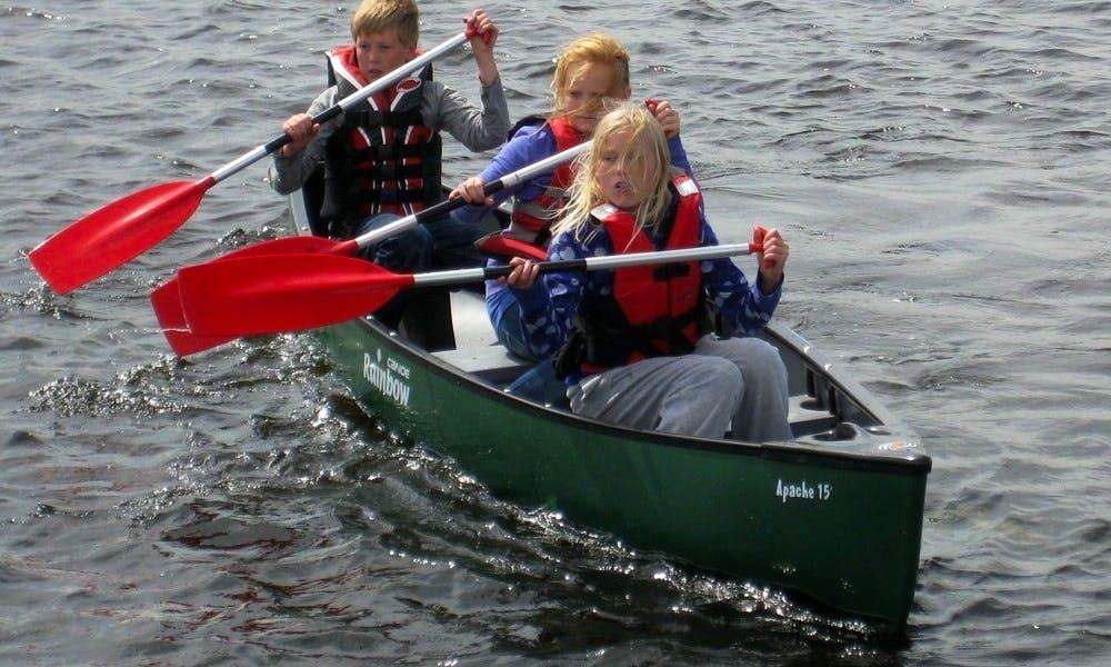 Canoe Hire in Midwolda