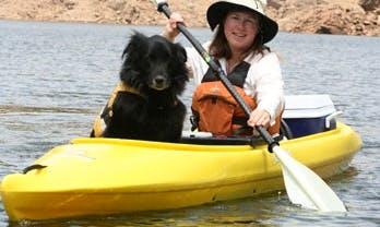 Kayak Rental in Rowlett, Texas