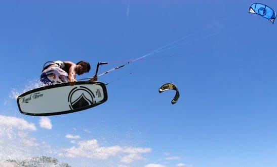 Kiteboarding Lessons In Shoalwater