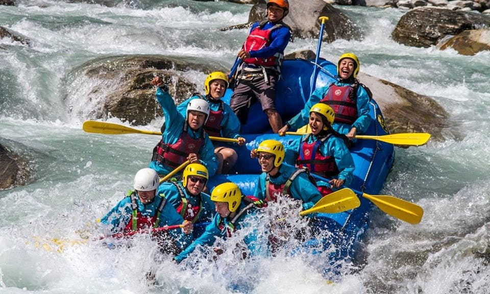 Rafting Trips in Pokhara