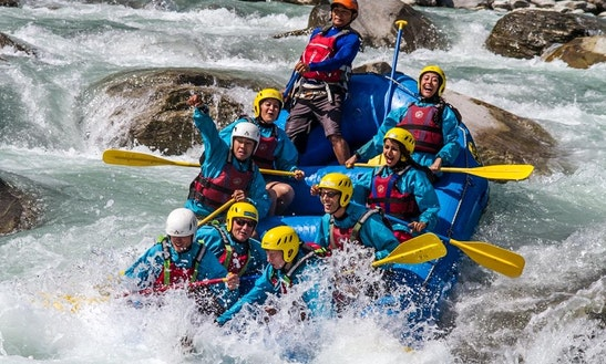 Rafting Trips In Pokhara