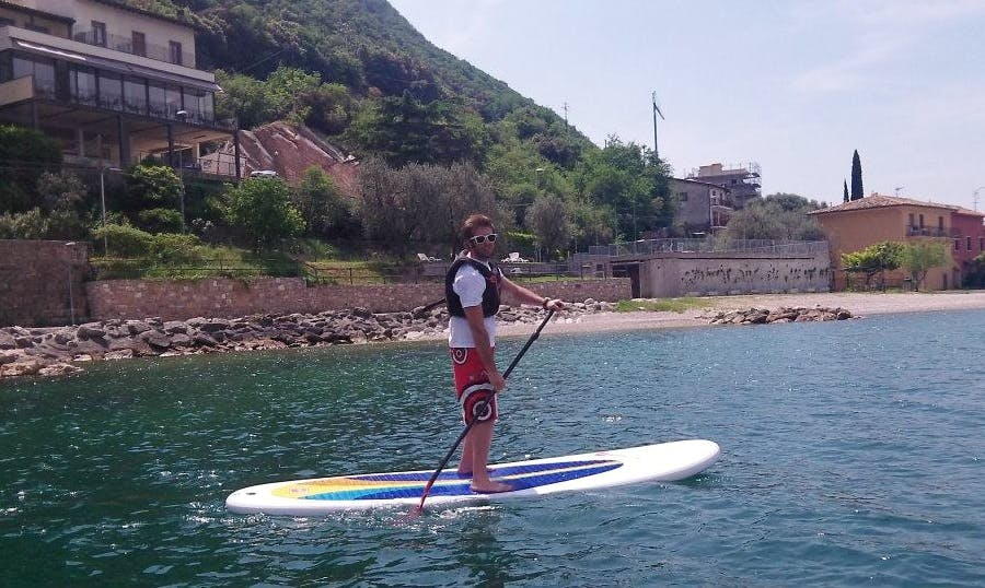 Stand Up Paddleboard Rental in Malcesine
