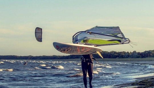 Windsurfing Courses And Rental In Klein Zicker