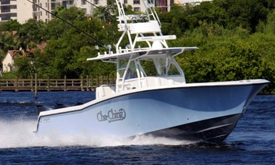 Fishing Charter On 42ft Center Console In Palm Beach, Florida