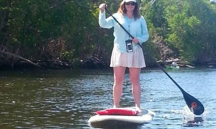 Stand Up Paddleboard or Kayak Tour and Rental in Fort Lauderdale, Florida