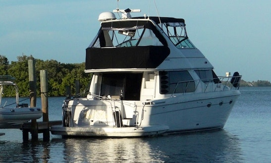 45ft Carver Voyager Pilothouse