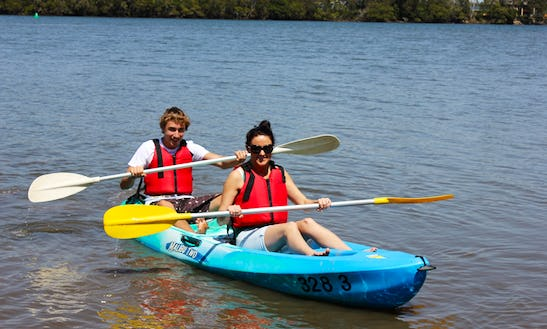 Double Kayak Rental In South Wales, Australia