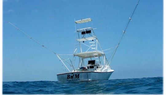 Enjoy Fishing In Islamorada, Florida By 34ft